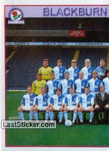Team Photo (1/2) (Blackburn Rovers)