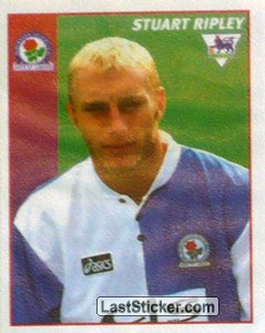 Stuart Ripley (Blackburn Rovers)