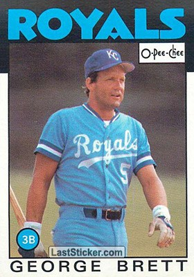George Brett (Kansas City Royals)