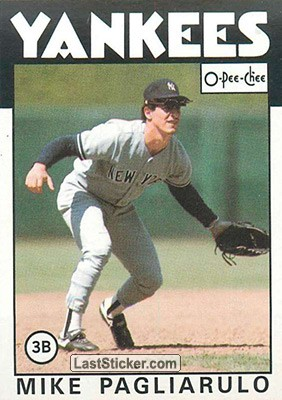 Mike Pagliarulo (New York Yankees)