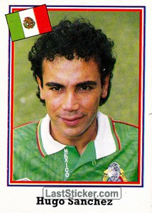 Hugo Sanchez (MEX)
