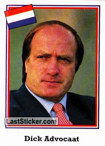 Dick Advocaat (NED)