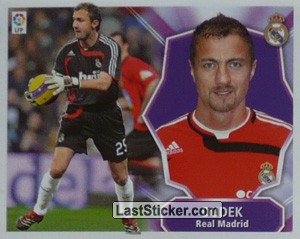Dudek (REAL MADRID)