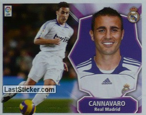 Cannavaro (REAL MADRID)