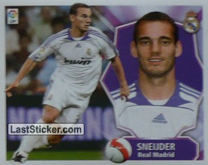 Sneijder (REAL MADRID)