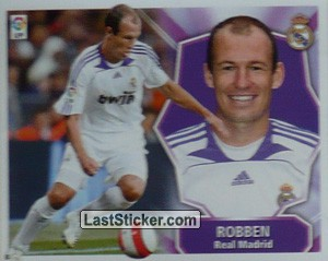 Robben (REAL MADRID)