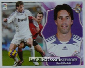 Van Nistelrooy (REAL MADRID)