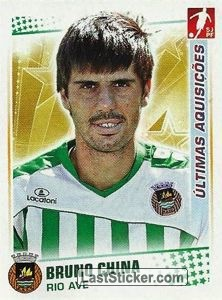 Bruno China (Rio Ave) (Ultimas Aquisicoes)