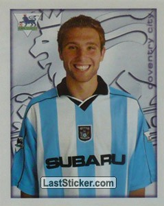 John Eustace (Coventry City)