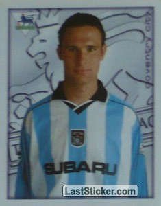 Cedric Roussel (Coventry City)