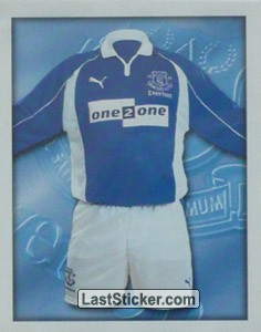 Home Kit (Everton)