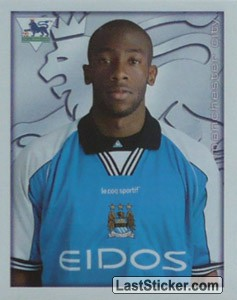 Paulo Wanchope (Manchester City)