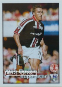 Superstar Alen Boksic (Middlesbrough)