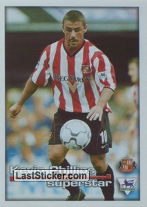 Superstar Kevin Phillips (Sunderland)