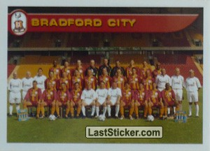 Team Photo (Bradford City)