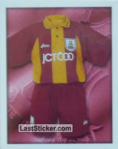 Home Kit (Bradford City)