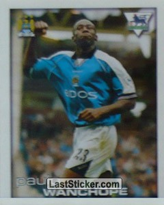 Paulo Wanchope (Poster Merlin's Extreme Team)