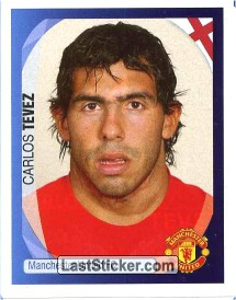 Carlos Tevez (Manchester United FC)