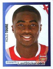 Kolo Toure (Arsenal FC)