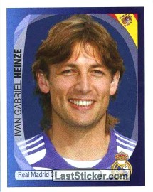 Ivan Gabriel Heinze (Real Madrid CF)