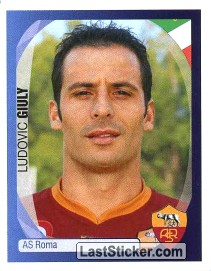 Ludovic Giuly (AS Roma)