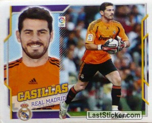 Casillas (1) (REAL MADRID)