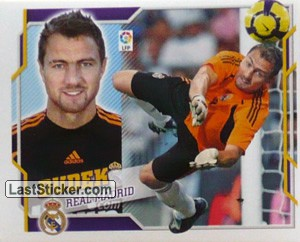 Dudek (2) (REAL MADRID)