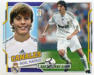 Canales (9) (REAL MADRID)