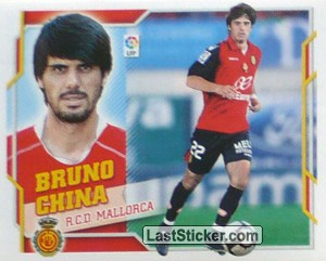 Bruno China (12) (R. C. D. MALLORCA)
