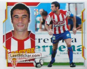 Sastre (3B) (REAL SPORTING)