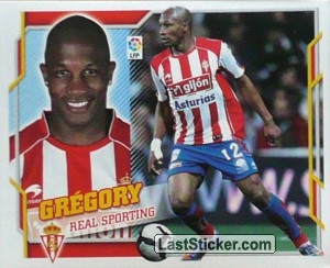 Gregory (5) (REAL SPORTING)