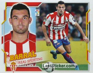 Barral (16) (REAL SPORTING)