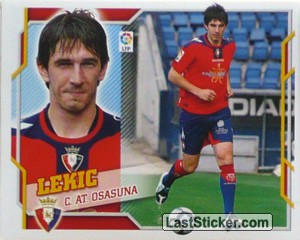 2) Lekic (C.At. Osasuna) (ULTIMOS FICHAJES)