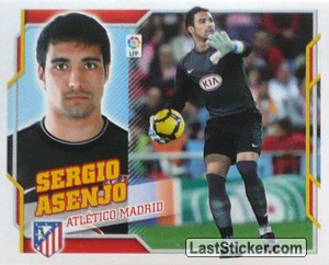 Sergio Asenjo  (2A) (AT. MADRID)