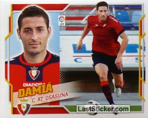 24) Damia (C. At. Osasuna) (ULTIMOS FICHAJES)