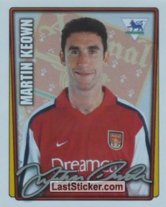 Martin Keown (Arsenal)