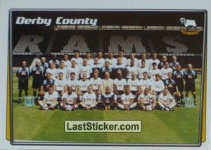 Team Photo (Derby County)