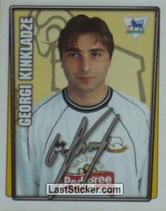 Georgi Kinkladze (Derby County)