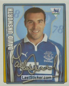 David Unsworth (Everton)