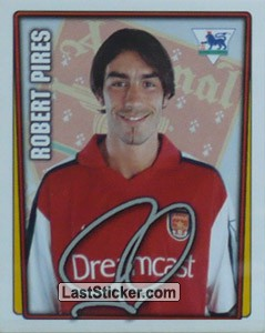 Robert Pires (Arsenal)