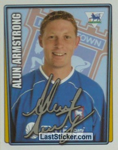 Alun Armstrong (Ipswich Town)