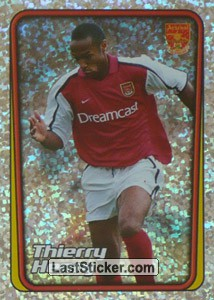 Thierry Henry (Arsenal) (Player to Watch)