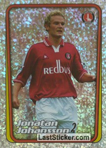 Jonatan Johansson (Charlton Athletic) (Player to Watch)