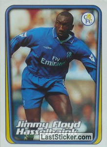Jimmy Floyd Hasselbaink (Chelsea) (Player to Watch)