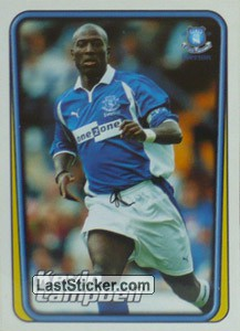 Kevin Campbell (Everton) (Player to Watch)
