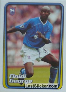 Finidi George (Ipswoch Town) (Player to Watch)