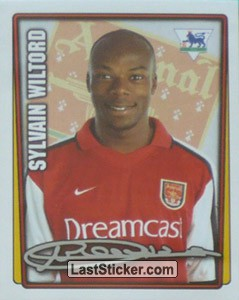Sylvian Wiltord (Arsenal)