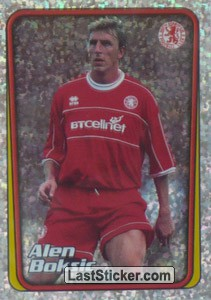 Alen Boksic (Middlesbrough) (Player to Watch)
