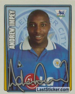 Andrew Impey (Leicester City)