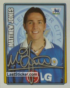 Matthew Jones (Leicester City)